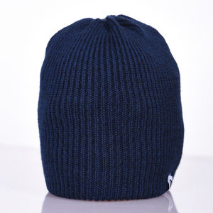 Bowen Merino Wool Beanie Hat - men's accessories