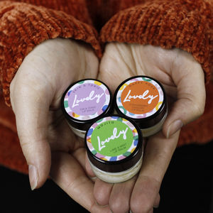 Alcoholic Lip Balm Bundle - gifts for her
