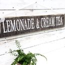 Personalised 'Rustic' Barn Style Sign