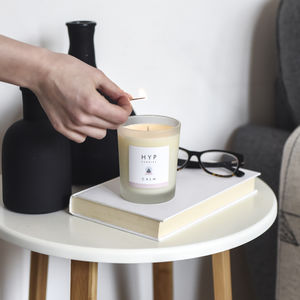Calm Aromatherapy Candle For Pregnancy - candles & home fragrance