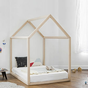 Toddler House Bed - furniture