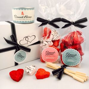 Valentine's Day Marshmallow Toasting Kit - new in food & drink