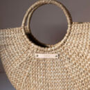 Personalised Woven Bag
