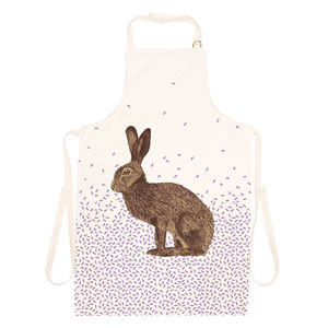 Hare Apron - kitchen accessories