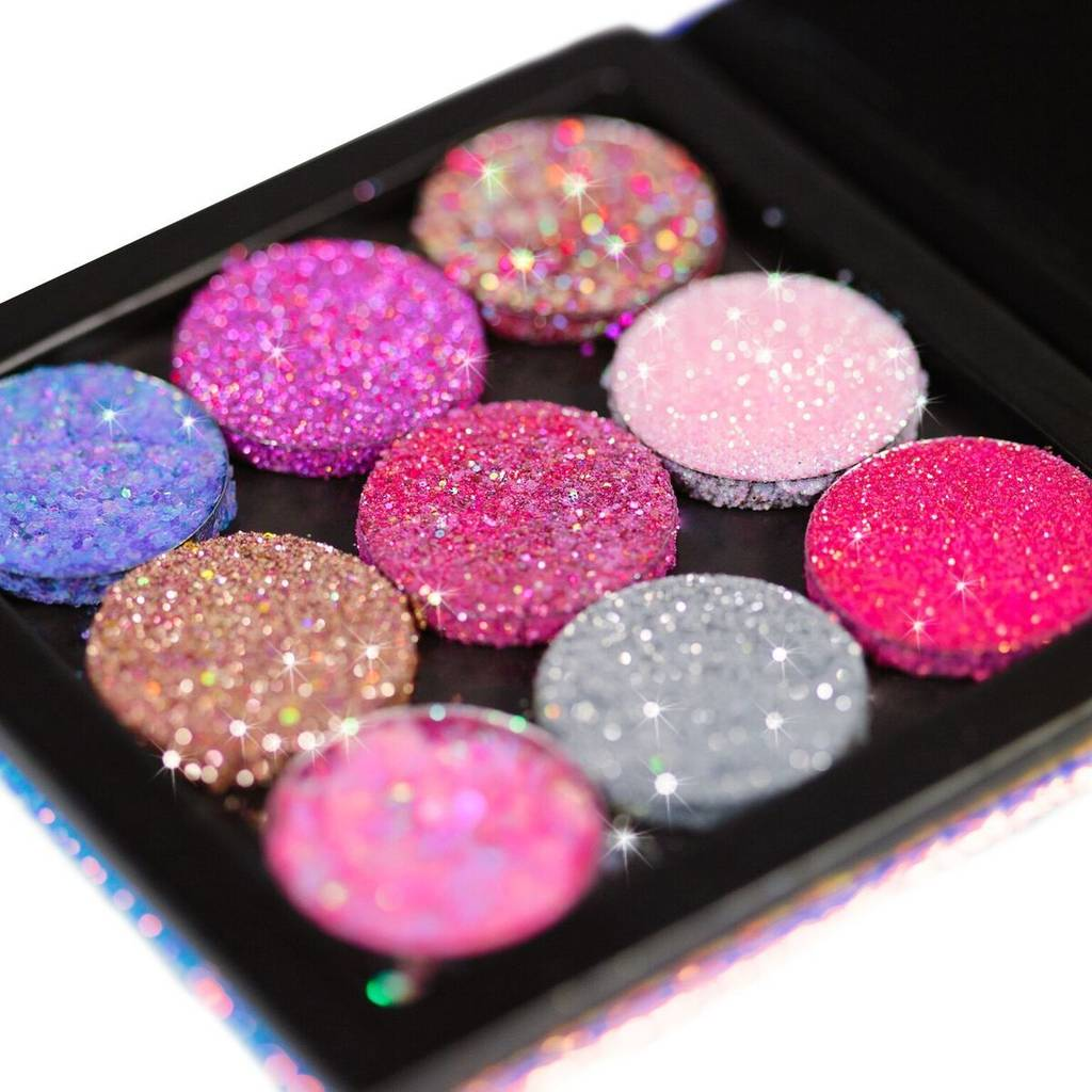 Image result for Pressed Glitters