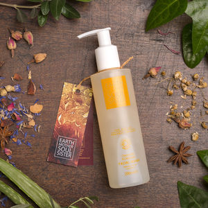 Chamomile And Calendula Facial Wash