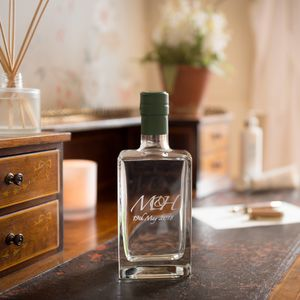 Engraved Gordon Castle Gin - our favourite gin gifts