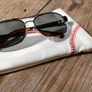 Baseball Sunglasses Case