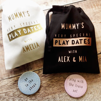 Mummy And Me Personalised Play Dates