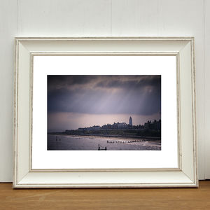Aldeburgh Coast I Photographic Art Print