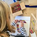 Personalised Crayola Letter