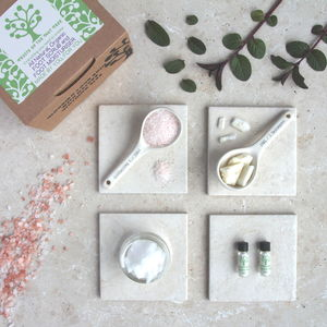 Make Your Own Foot Scrub And Moisturiser Kit