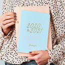 Personalised Spark 2020/21 Mid Year Diary