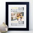 Best Friend Photo Print