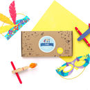 Personalised Adventurers Craft Kit Activity Box