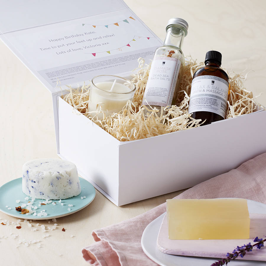 Image Result For Bath Gift Box