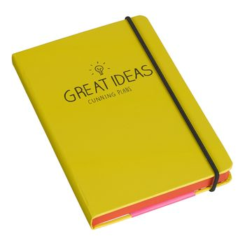 'Great Ideas Cunning Plans' Notebook