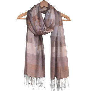 Reversible 'Contemporary' Pashmina Scarf