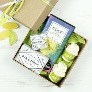 Gin Lover's Natural Gift Set