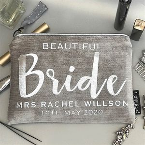 Bride Luxury Velvet Clutch Bag With Silver Trim - bridal beauty