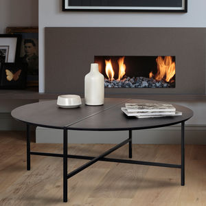 Austin Industrial Coffee Table - furniture