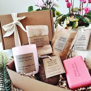 'Hemera' Vegan Eco Pampering Gift For Her