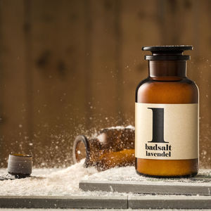Apothecary Bath Salts - massage & aromatherapy