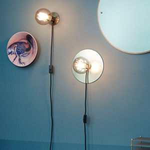 Set Of Two Small Wall Lamps - lighting