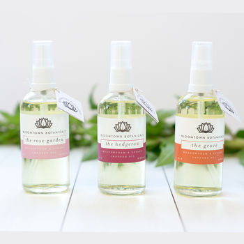Nourishing Body And Bath Oil