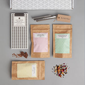 'The Tea Box' Letterbox Gift Set - gifts for grandparents