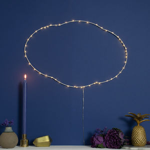 Fairy Light Cloud - children's room