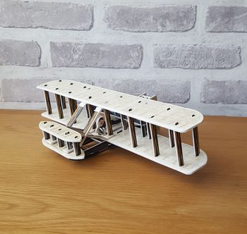 Build Your Own Wright Flyer