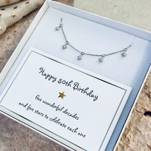 50th Birthday Gifts And Present Ideas