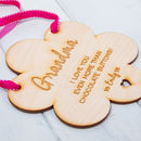 Personalised Mothers Day Engraved Hanging Sign