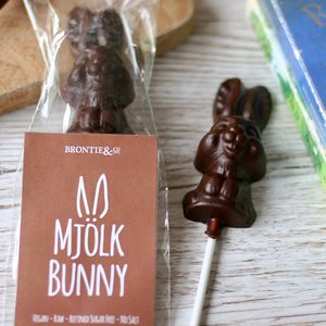 Luxury Solid Chocolate Bunnies