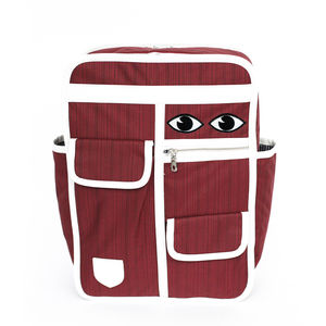Limited Edition Eyes Retro Backpack