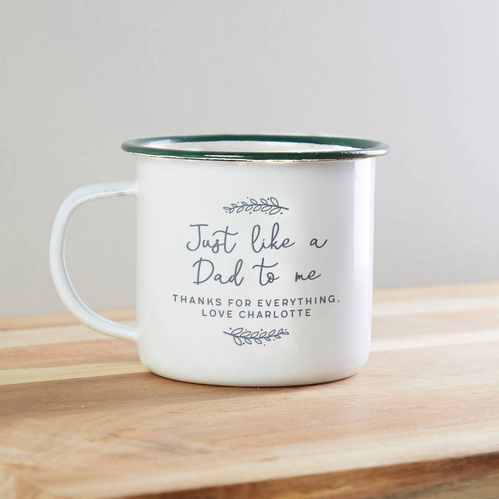 step dad christmas gift mug by norma&dorothy | notonthehighstreet.com