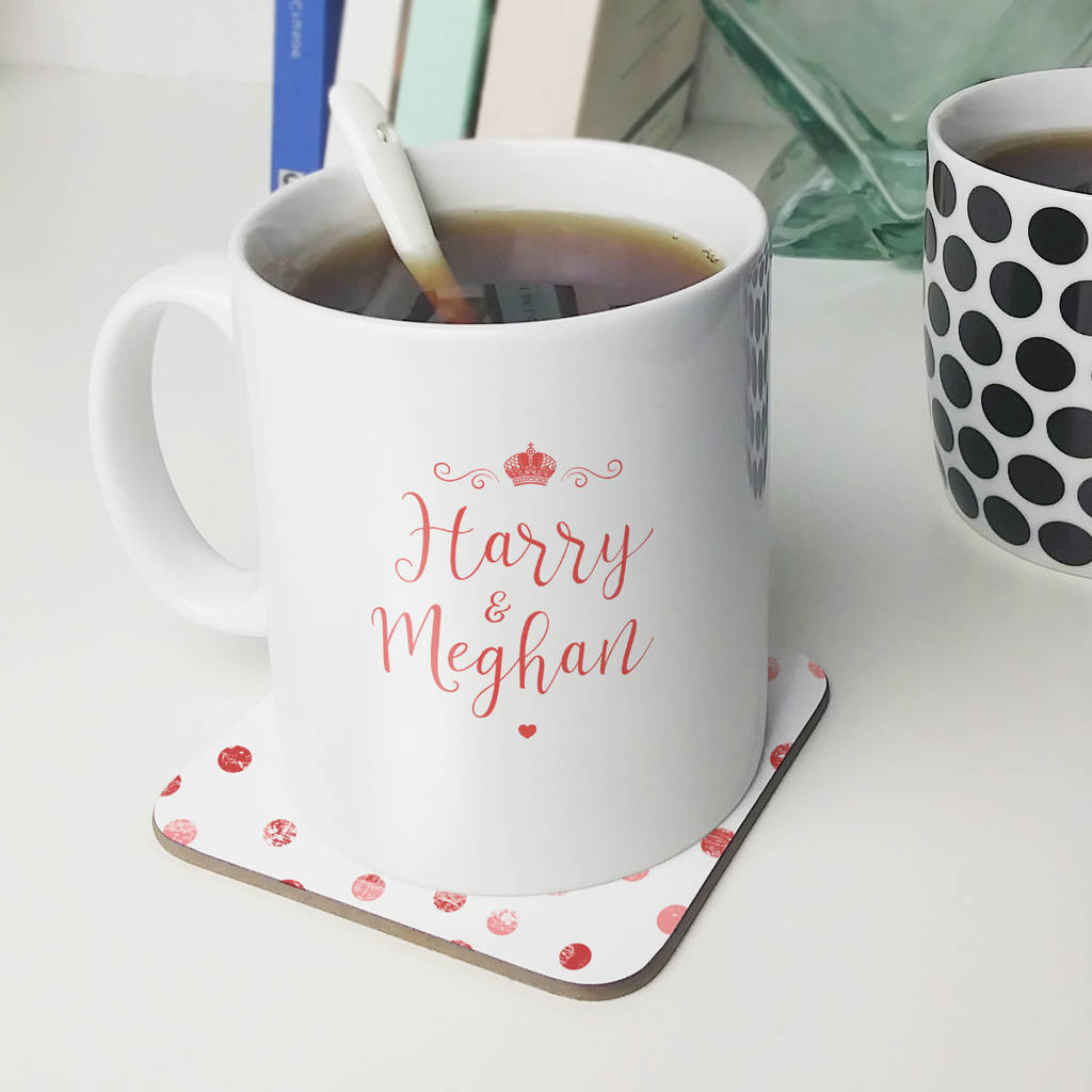 Royal Wedding  Souvenir Mug