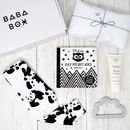 Monochrome Baby Gift Box