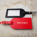 Chinese New Year Luggage Tag