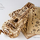 Hurdy Gurdy Fully Fledged Musical Instrument By Ugears
