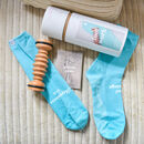 Personalised Reflexology Socks And Massage Tool