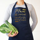 Mum, The Secret Ingredient Is Always Love, Apron