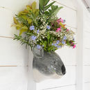 Exotic Animal Wall Vase