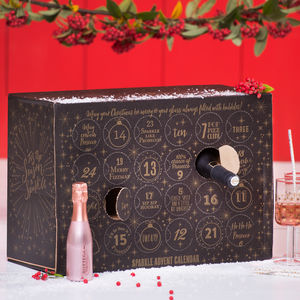 Prosecco Advent Calendar - prosecco gifts
