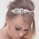 Lucinda Side Tiara Headdress
