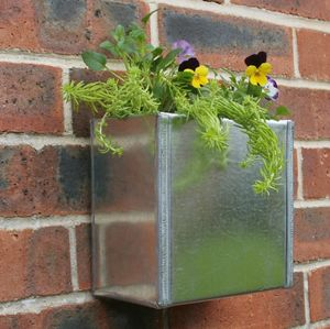 Urban Wall Planter - pots & planters