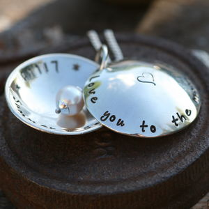 Personalised Locket With A Twist - lockets