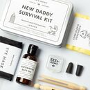 Personalised New Daddy Survival Kit