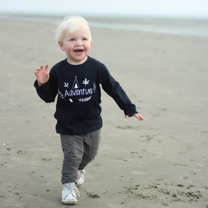 Adventure Tee - for little adventurers